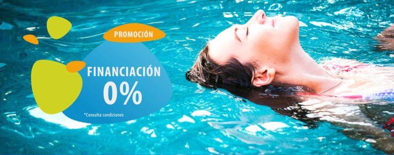 Financia tu cubierta de piscina sin intereses