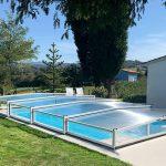 As cobertas de piscina após Covid-19